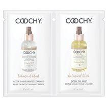 Масло с феромонами и защищающий мист после бритья COOCHY BOTANTICAL BLAST 2,7 г/6 мл - Coochy