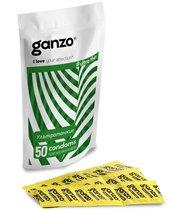 Ультратонкие презервативы Ganzo Ultra thin - 50 шт. - Ganzo