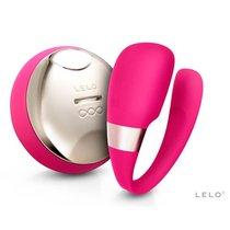 Вибратор для пар LELO Tiani 3 Cerise, цвет розовый - LELO
