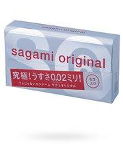 Ультратонкие презервативы Sagami Original - 6 шт. - Sagami
