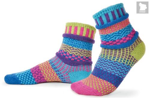 Носки унисекс Bluebell, размер 44-46 - solmate socks