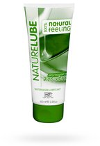 Лубрикант Hot Glide Nature Lube с алое вера, 100 мл - HOT