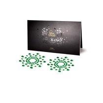 Bijoux Украшение на грудь MIMI зеленое - Bijoux Indiscrets