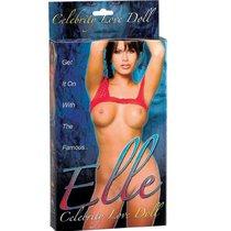 Надувная женщина-кукла Elle - Seven Creations