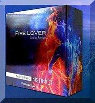 Мужская парфюмерная вода с феромонами Natural Instinct Fire Lover - 100 мл - Парфюм Престиж