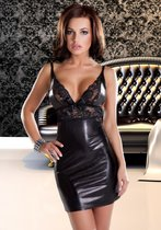 Сорочка Donna, цвет черный, 2XL-3XL - Avanua