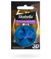 Насадка стимулирующая Sitabella 3D Шампанское торжество с ароматом шампанского - Sitabella