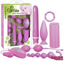 Розовый набор секс-игрушек - ORION