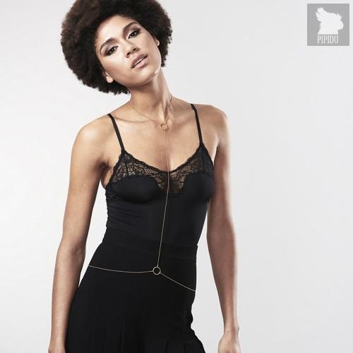 Bijoux Бикини-цепочка Magnifique I Body Chain - Gold - Bijoux Indiscrets