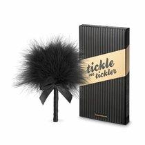 Bijoux Кисточка перьевая черная, цвет черный - Bijoux Indiscrets