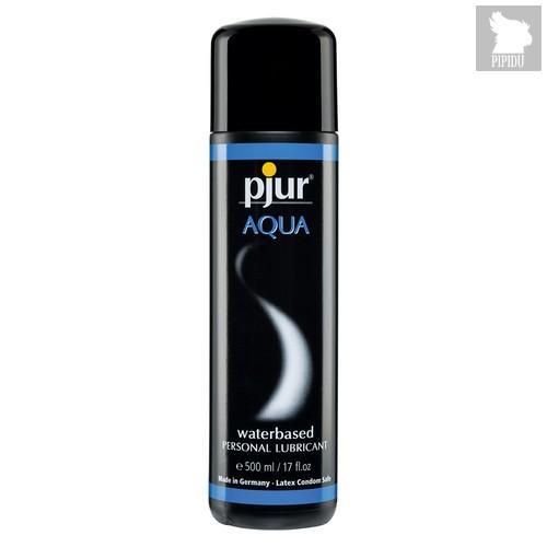 Увлажняющий лубрикант pjur® AQUA 500 ml - Pjur