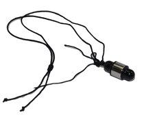 Вибростимулятор Mini, цвет телесный/черный - Nalone