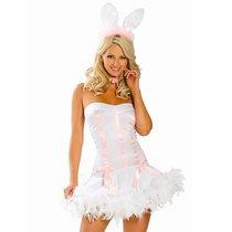 """Костюм """"Пасхальный кролик"""", цвет белый, S-M - Le Frivole"""