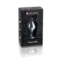 Giant John butt plug XXL Электростимулятор анальная пробка - Mystim
