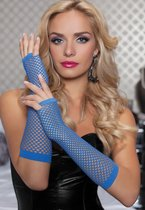 Длинные ажурные перчатки, S-L - Seven`til Midnight