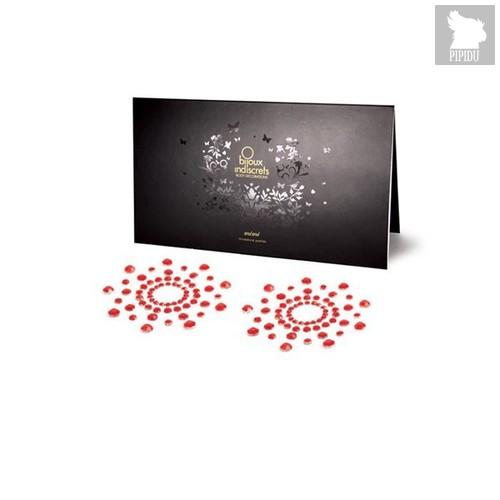 Bijoux Украшение на грудь MIMI красное, цвет красный - Bijoux Indiscrets