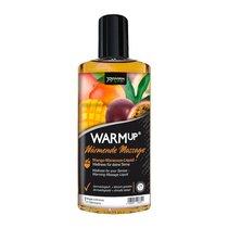 Разогревающий массажный гель Joy Division WARMup с ароматом манго и маракуйи - 150 мл - Joy Division
