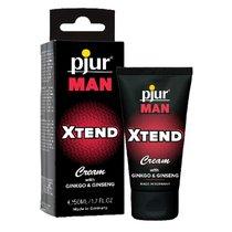 Мужской крем для пениса pjur MAN Xtend Cream - 50 мл - Pjur
