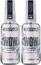 Набор универсальных смазок на силиконовой основе EGZO WOW Expert Line - 2 х 50 мл. - Egzo
