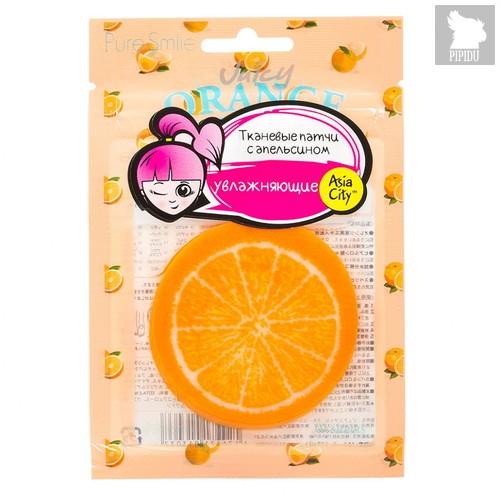 Увлажняющие патчи с апельсином SUNSMILE Juicy - 10 шт. - Sunsmile