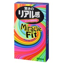 Презервативы Sagami Xtreme Miracle Fit - 10 шт. - Sagami