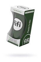 Зеленый нереалистичный мастурбатор FIFI MALE, цвет зеленый - fifi