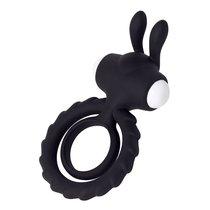 Эрекционное кольцо JOS Bad Bunny черный, цвет черный - Jos