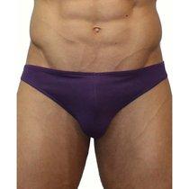 Трусы стринги мужские фиолетовые, цвет фиолетовый - Romeo Rossi