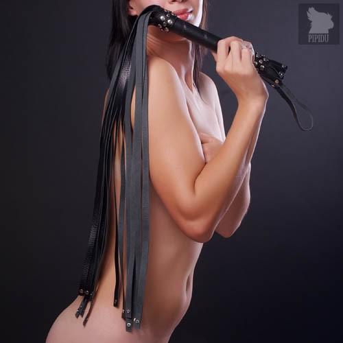 Плеть Sitabella №6, цвет черный - Sitabella