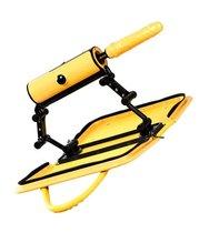 Желтая секс-машина F*ckBag MotorLovers, цвет желтый - Toyfa