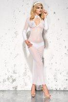 Платье Sarah, цвет белый, размер 2XL-3XL - Me Seduce