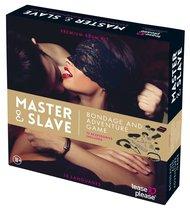 Набор фетиш бдсм аксессуаров Master &amp Slave by tease &amp please - ORION