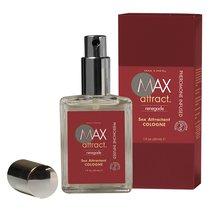 Пряный мужской аромат с феромонами MAX Attract Renegade 30 мл - Love in Luxury