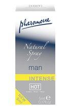 Natural Spray Intense мужские духи с феромонами 5мл - Shiatsu by HOT