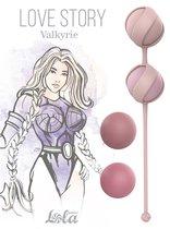 Набор Сменных Вагинальных Шариков Love Story Valkyrie Pink 3013-01lola