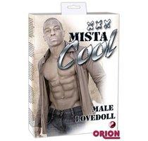 Кукла Mista Cool, цвет коричневый - ORION