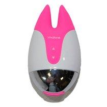 Вибратор для стимуляции клитора FiFi, цвет белый/розовый - Nalone