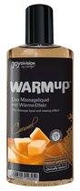 Разогревающее масло WARMup Caramel - 150 мл - Joy Division