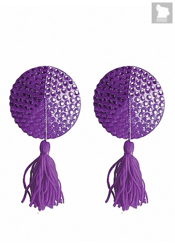Пестисы Tassels Round Purple SH-OU030PUR - HOT