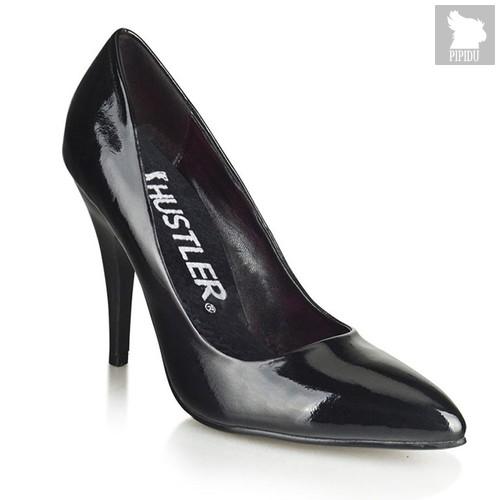 Туфли Classic, на шпильке, цвет черный, 39 - Hustler Shoes