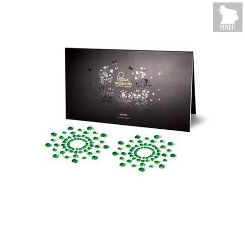 Bijoux Украшение на грудь MIMI зеленое, цвет зеленый - Bijoux Indiscrets