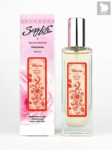 Женская парфюмерная вода с феромонами Sexy Life Mind me - 30 мл. - Парфюм Престиж