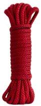 Красная веревка Tender Red - 10 м., цвет красный - Lola Toys