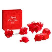 Эротический набор Happily Ever After Red Label, цвет красный - Bijoux