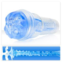 Мастурбатор Fleshlight Turbo - Trust Blue Ice, цвет голубой - Fleshlight