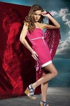 """Платье """"S002"""", цвет лимонный, размер M - Miran"""