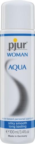 Лубрикант на водной основе pjur WOMAN Aqua - 100 мл. - Pjur
