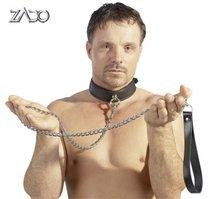 Кожаный поводок ZADO Leather Leash - ORION