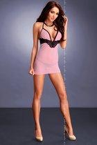 Сорочка Julia, цвет розовый, L-XL - Me Seduce