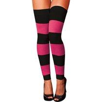 Париджины Page, цвет розовый/черный, S-L - Hustler Lingerie
